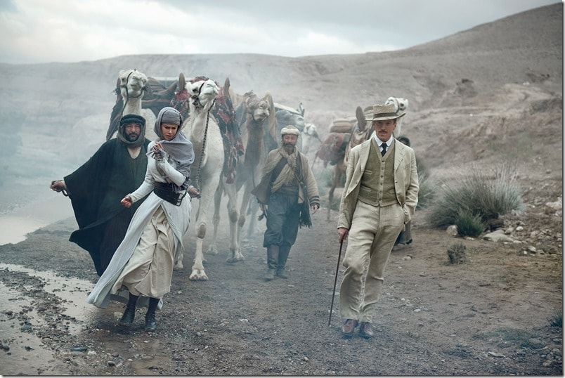 travel movies queen of the desert