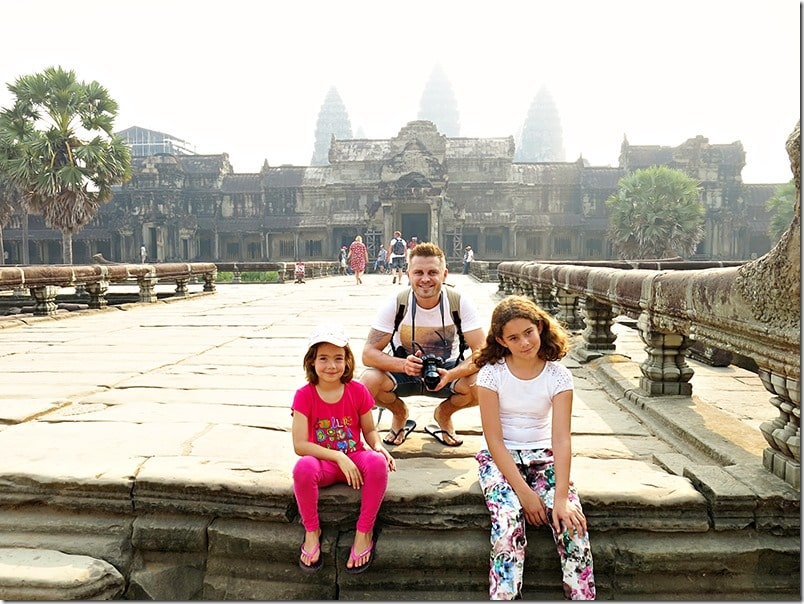 Angkor Wat with Kids 2