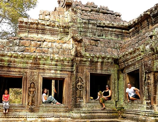 Angkor Wat with Kids Feature