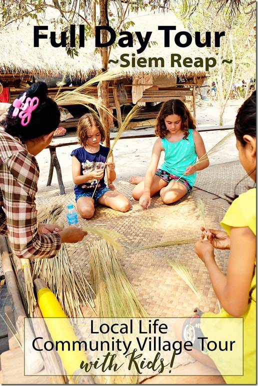 Cambodia Tours: Siem Reap with Kids