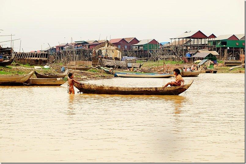Responsible Travel Kampong Khleang Tonle Sap River