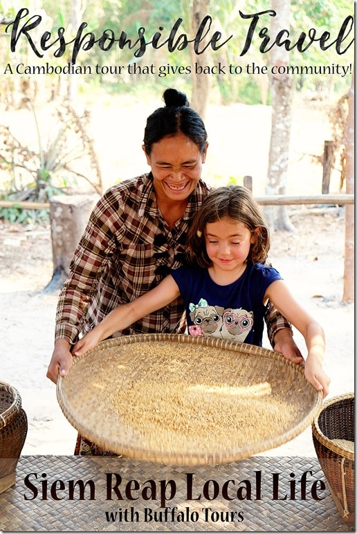 Responsible Travel Siem Reap Rice