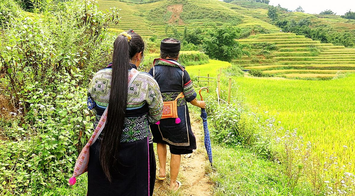 The Insanely Picturesque Sapa Hike in Vietnam!