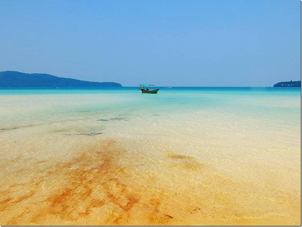 Best Island in cambodia