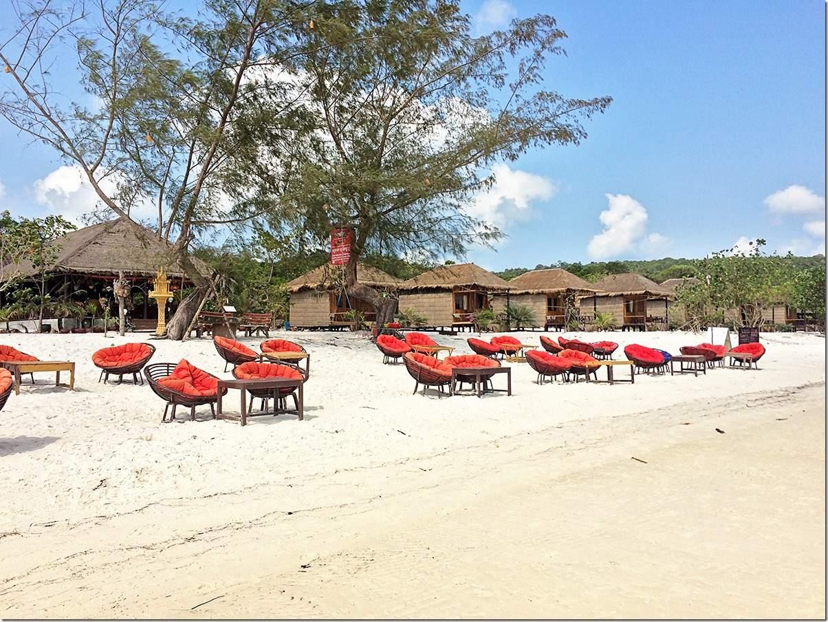 Bungalows Koh Rong Samloem Island
