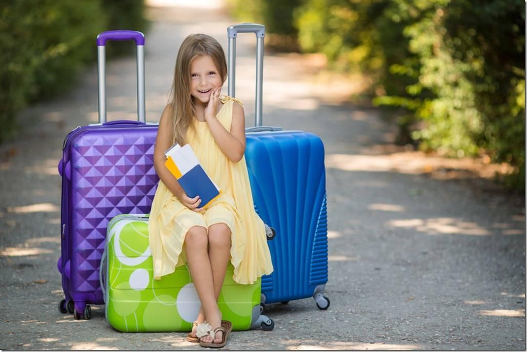 Best kids luggage on wheels