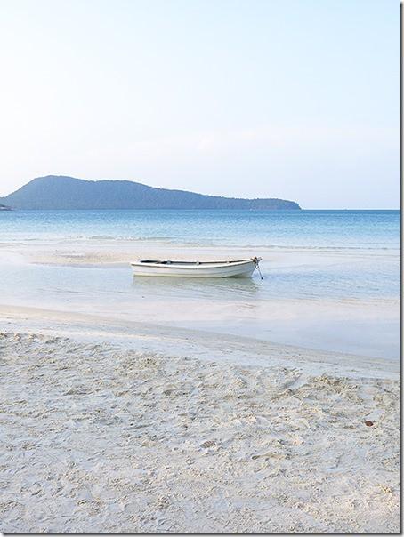 Koh Rong Samloem Island Boat