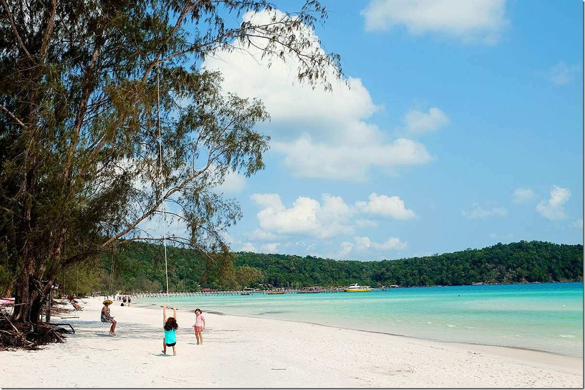 Beach Island Resort Koh Rong Samloem