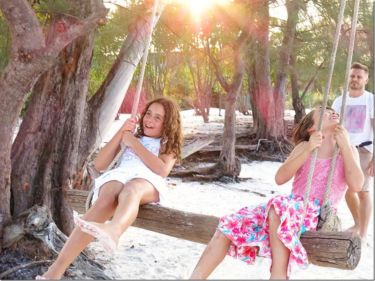 Koh Rong Samloem Island Kids