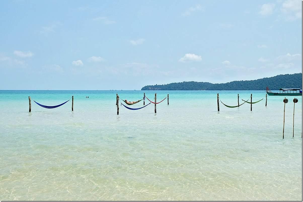 Koh Rong Samloem Island Ocean Views 2