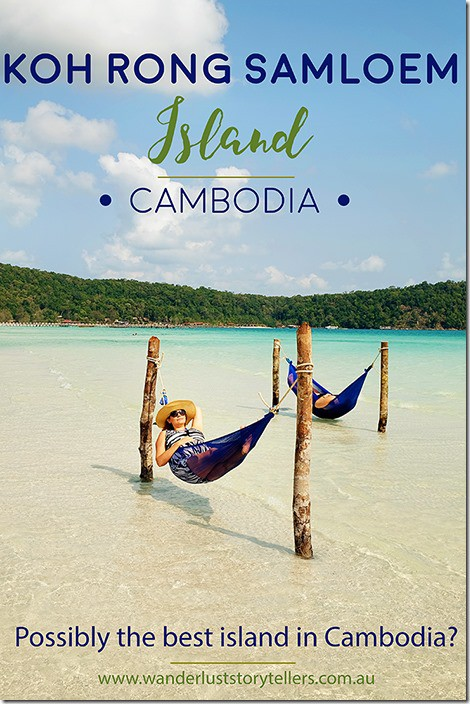 Koh Rong Samloem Island Pinterest