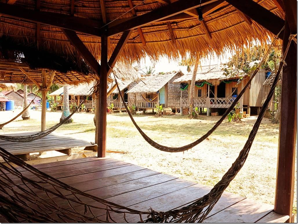Koh Tonsay (Rabbit Island) Accommodation