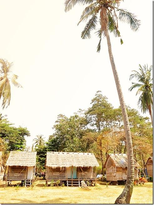 Koh Tonsay (Rabbit Island) Basic Huts
