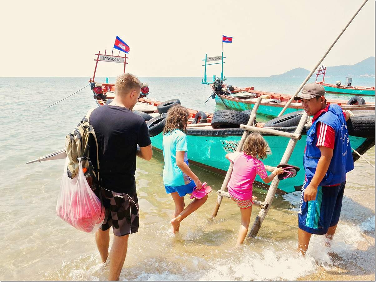 Koh Tonsay (Rabbit Island) Private Boat Transfer