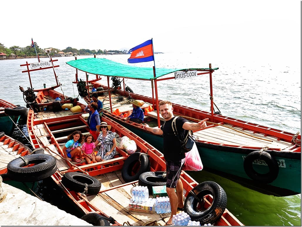 Koh Tonsay Private Boat