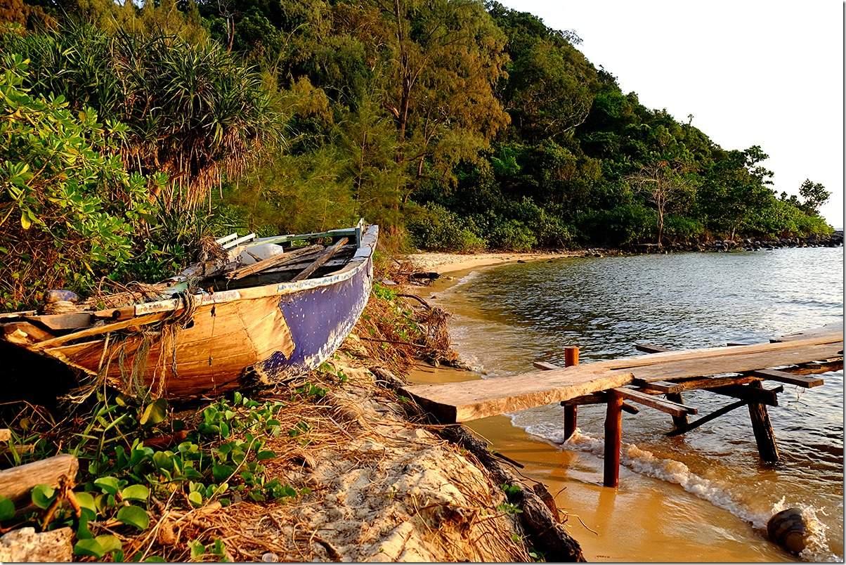 Lazy Beach Koh Rong Samloem Island
