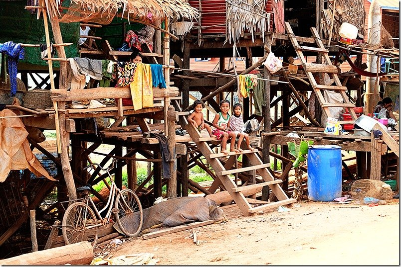 Popular Places to visit in Cambodia - Kampong Khleang