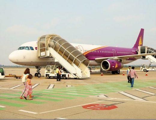 Siem Reap to Phnom Penh by Plane