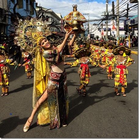 Sinulog Festival - List of festivals