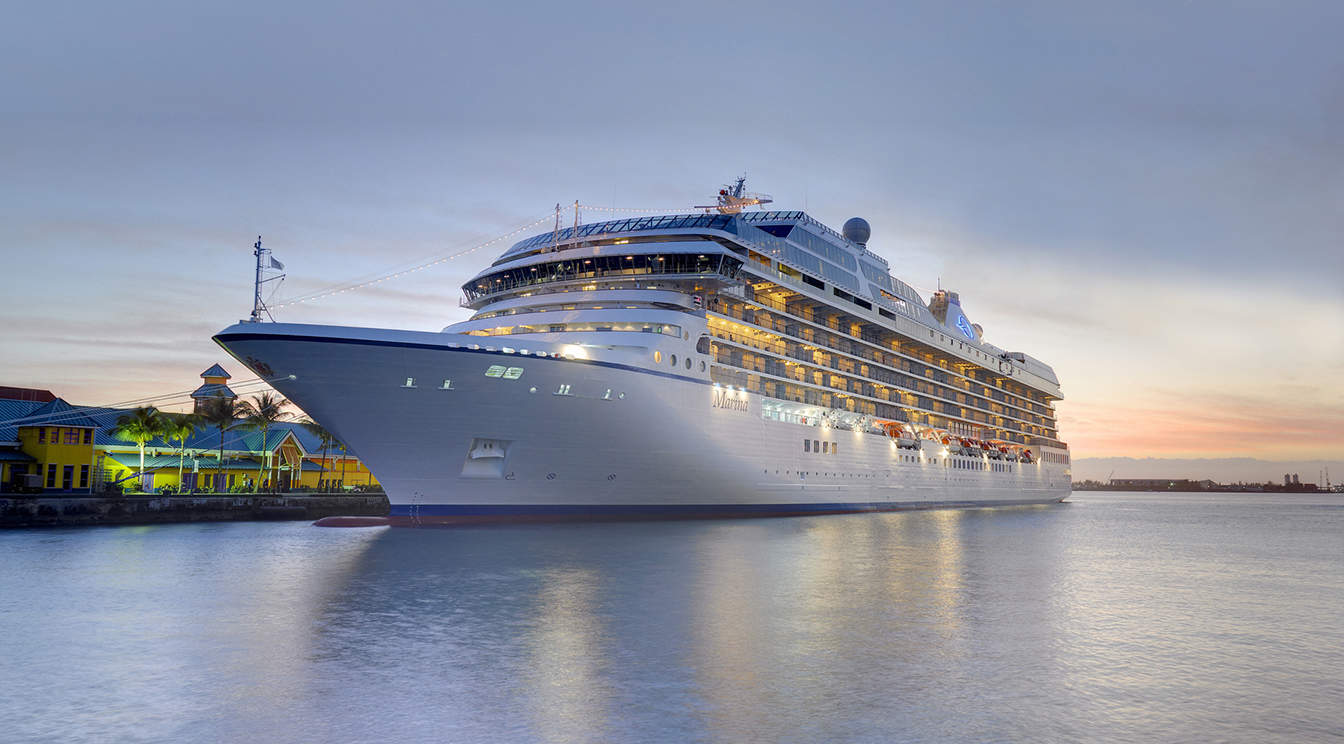 World 39 s top 10 cruise lines a magical way to travel for Best cruise lines in the world
