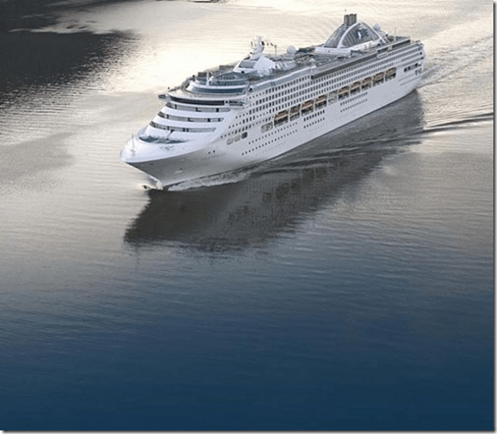 Top 10 Cruises - Princess