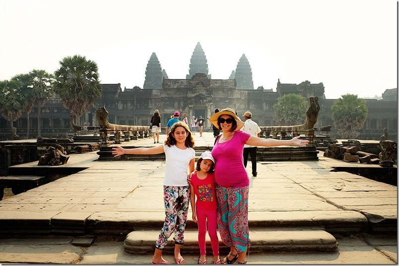 Travelling to Cambodia - Angkor Wat with Kids