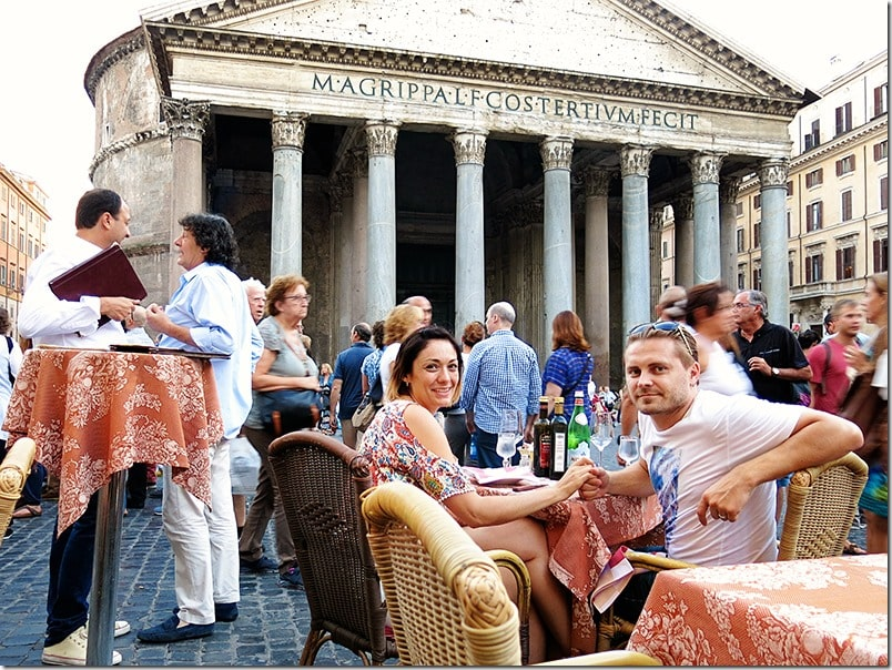 Travel to Italy - Pantheon