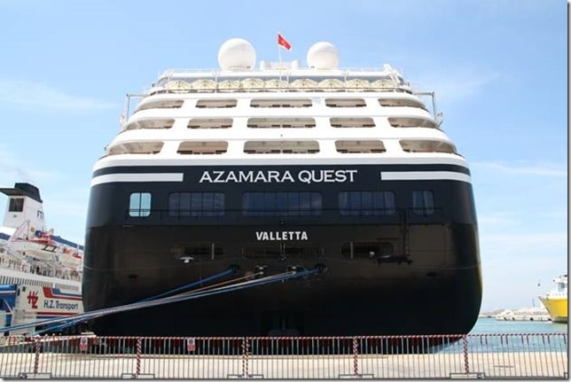 Top 10 Cruises - Azamara Club Cruises