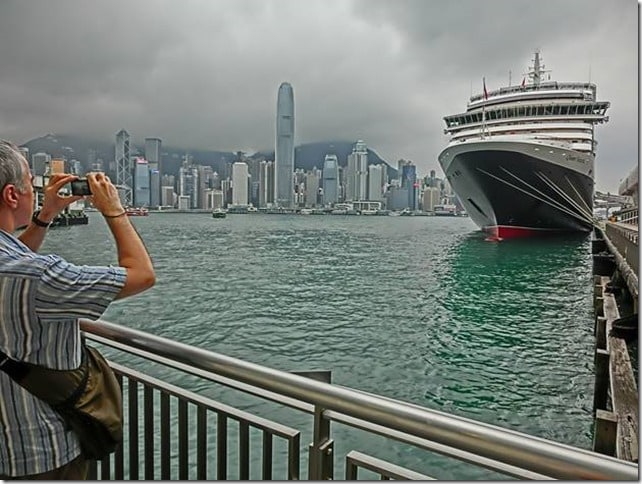 Top 10 Cruises - Cunard Line