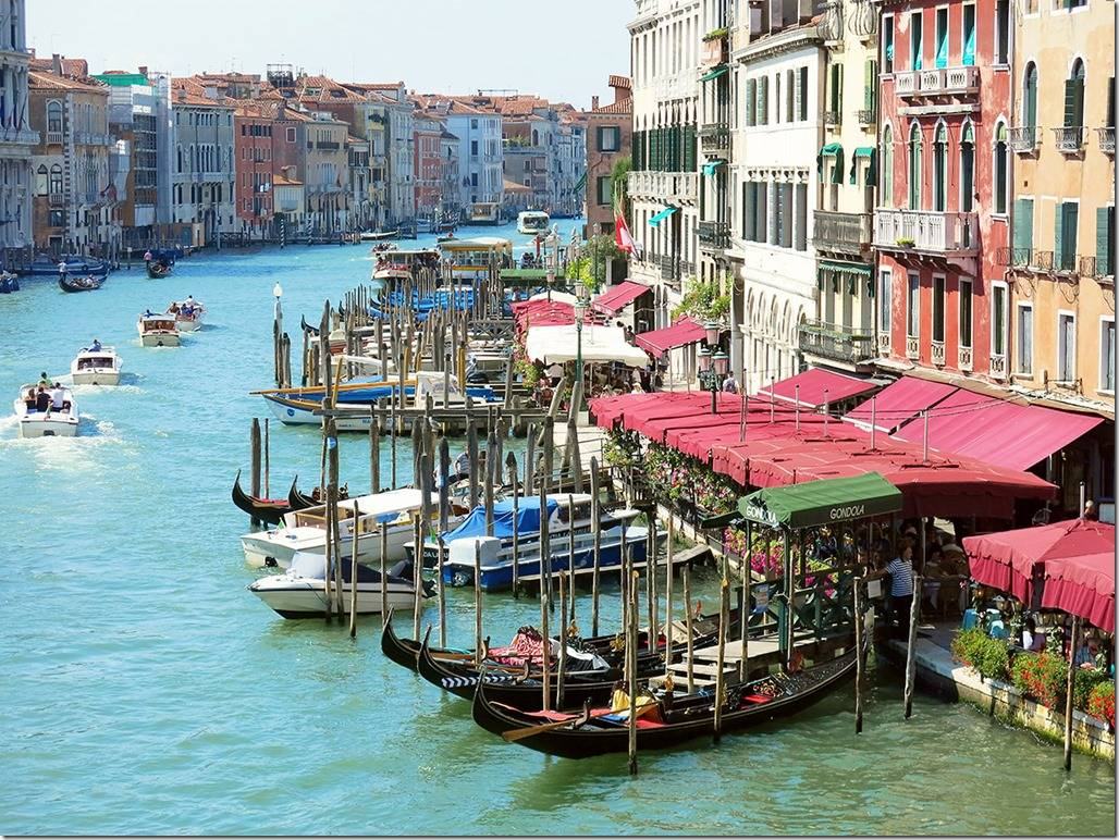 Travel to Italy - Venice