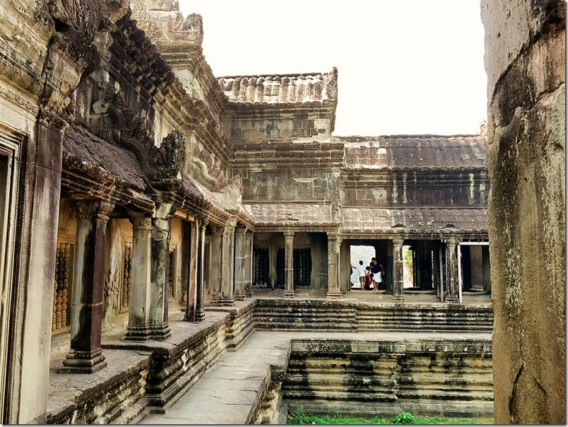 Angkor Wat Temple Complex Photo