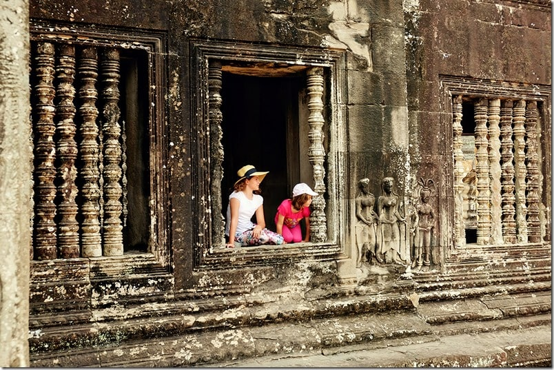 Angkor Wat Temple Complex Pictures
