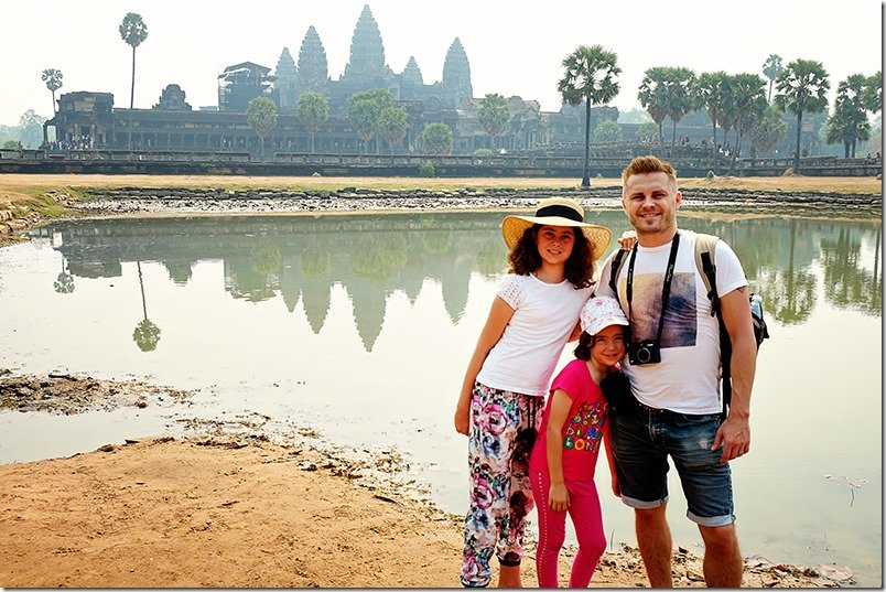 Angkor Wat with Kids 3