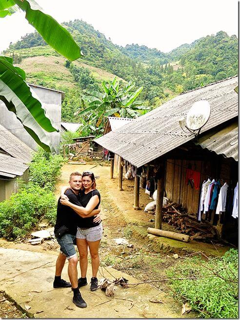 Ban Pho Village Bac Ha