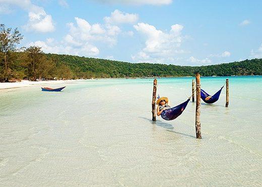 Koh Rong Samloem Island