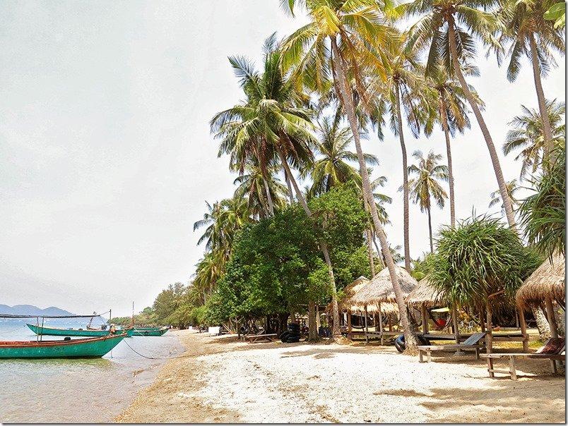 Koh Tonsay (Rabbit Island) Beach