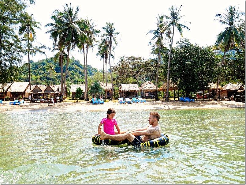 Koh Tonsay (Rabbit Island) Family Trip