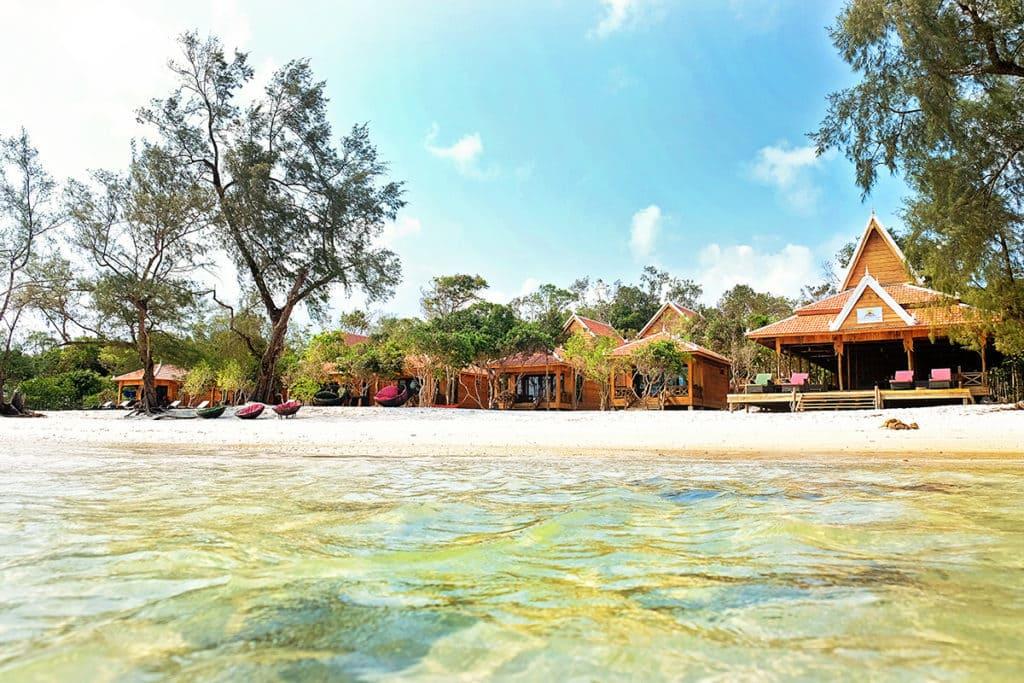 Koh Rong Samloem Sol Beach Resort