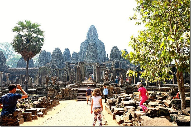 Banyon Temple with Kids 1