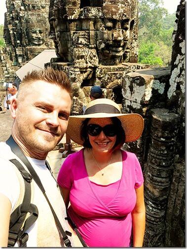 Bayon Temple Siem Reap