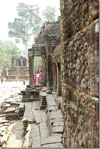 Bayon temple images - Siem Reap