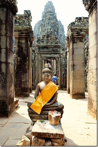 Fascinating Bayon Temple Pictures | The Bayon Temple, Siem Reap Video