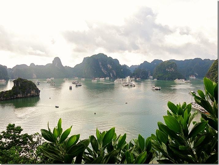 Ha Long Bay and Bai Tu Long Bay