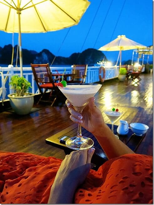 Happy Hour on Indochina Sails