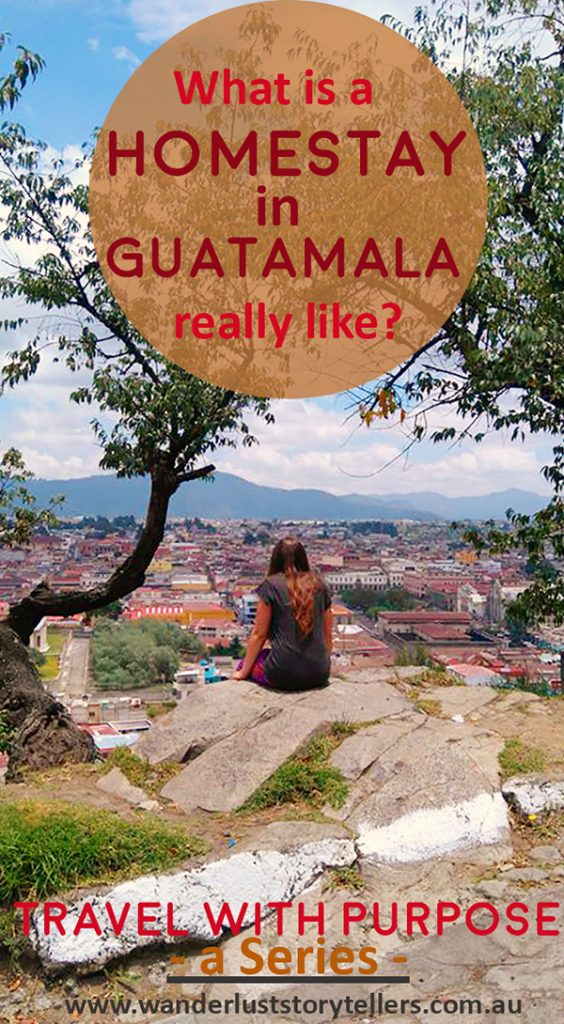 What is a homestay in Guatemala really like?