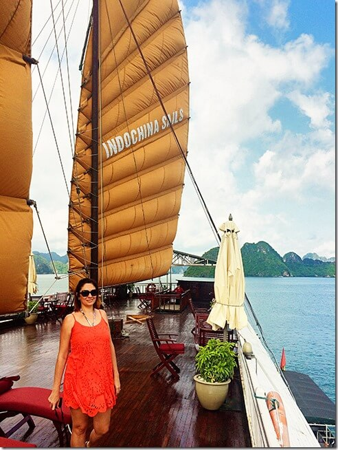 Indochina Sails Halong Bay Boat Cruise
