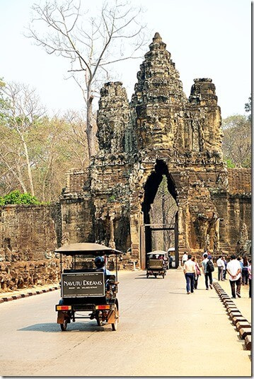 South Gate of Angkor Thom 2