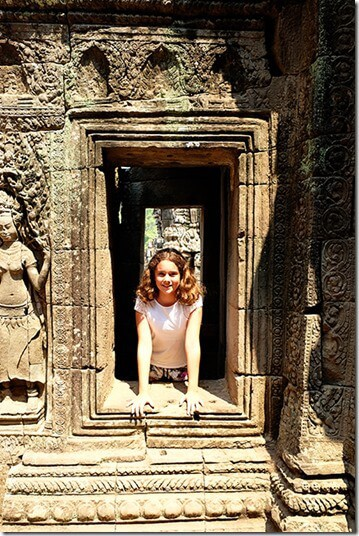 The Bayon Temple, Angkor Thom