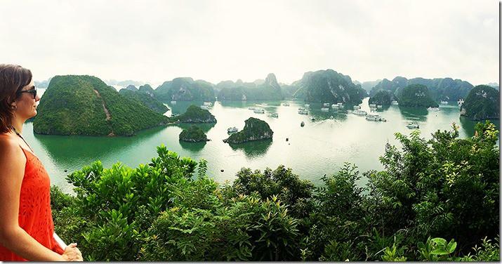 Travel to Vietnam - Ha Long Bay