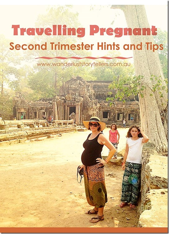 Travel and Pregnancy | Second Trimester Symptoms